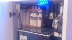 Technik Schrank mit Lüftersteuerung